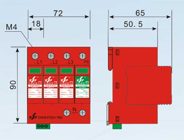 AC Surge Protection Device
