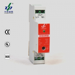 220V 10kA AC and DC Surge Protection Device