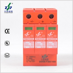 1000V DC solar energy Photovoltaic Surge Protection Device