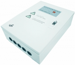 Combined Single phase lightning protection box