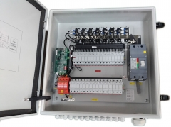 IP65 Solar 16 in 1 out PV Combiner Box
