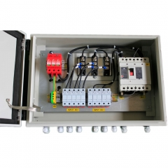 IP65 Solar 5 in 1 out PV Combiner Box
