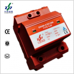 1500V DC Solar Energy TUV Certified Surge Protection Device